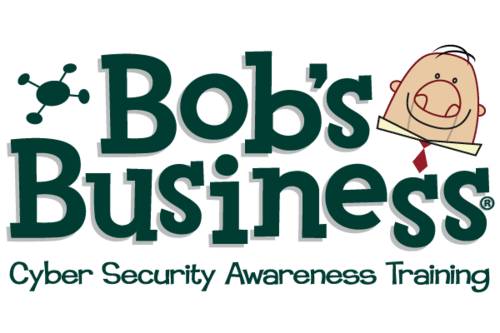 Bob's Business logo cyber security awareness training