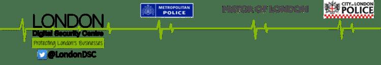 London Digital Security Centre met police logos