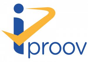 A logo for iProov