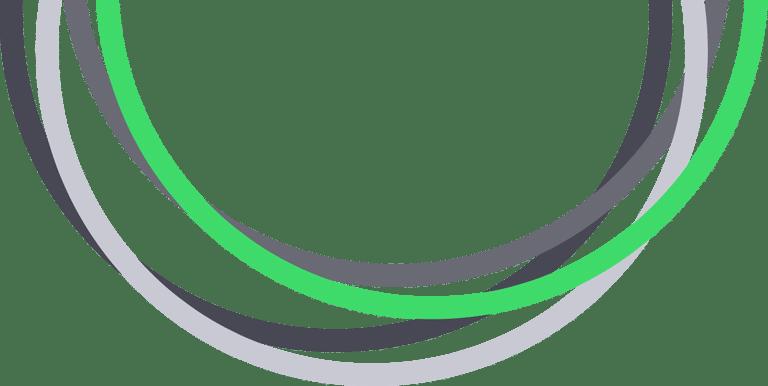 Circle-overlap