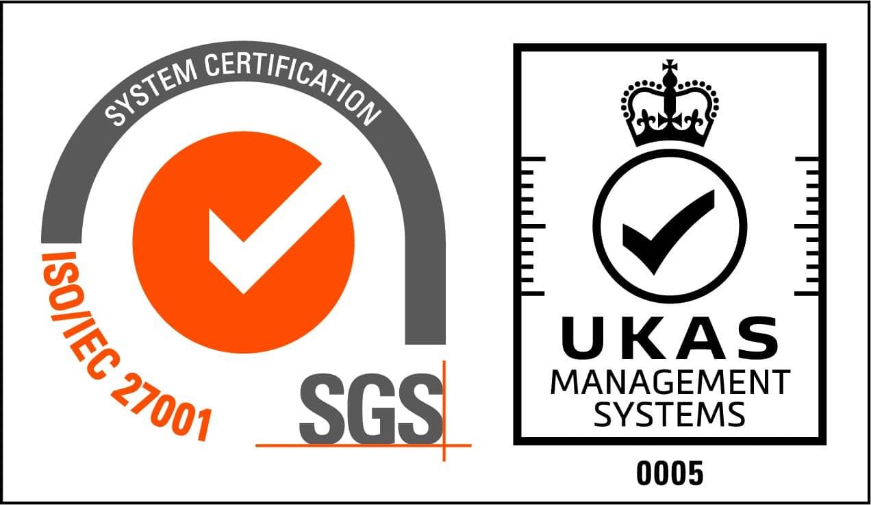 SGS ISO-IEC 27001 UKAS