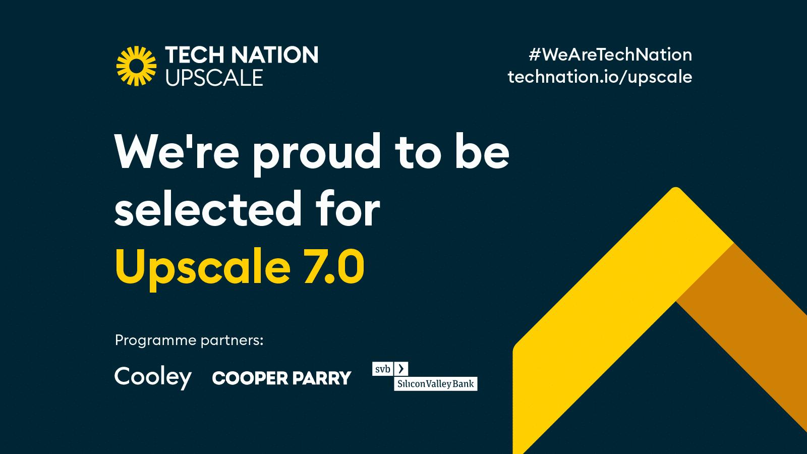 TechNation Upscale 7.0 Banner